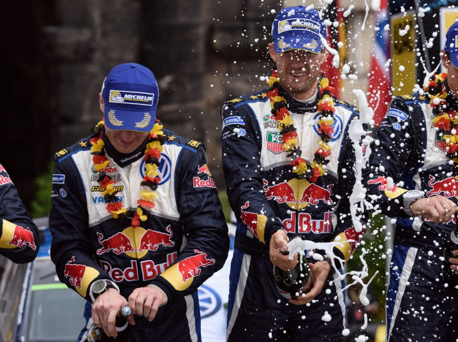 TOP STEP OF THE PODIUM